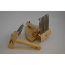 Wool combs MiniMidiRF