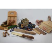 Band weaving equipment