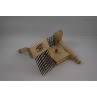Mini  wool combs